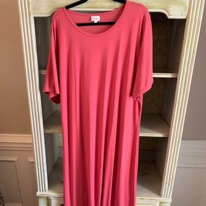 Lularoe Maria maxi dress - 3X
